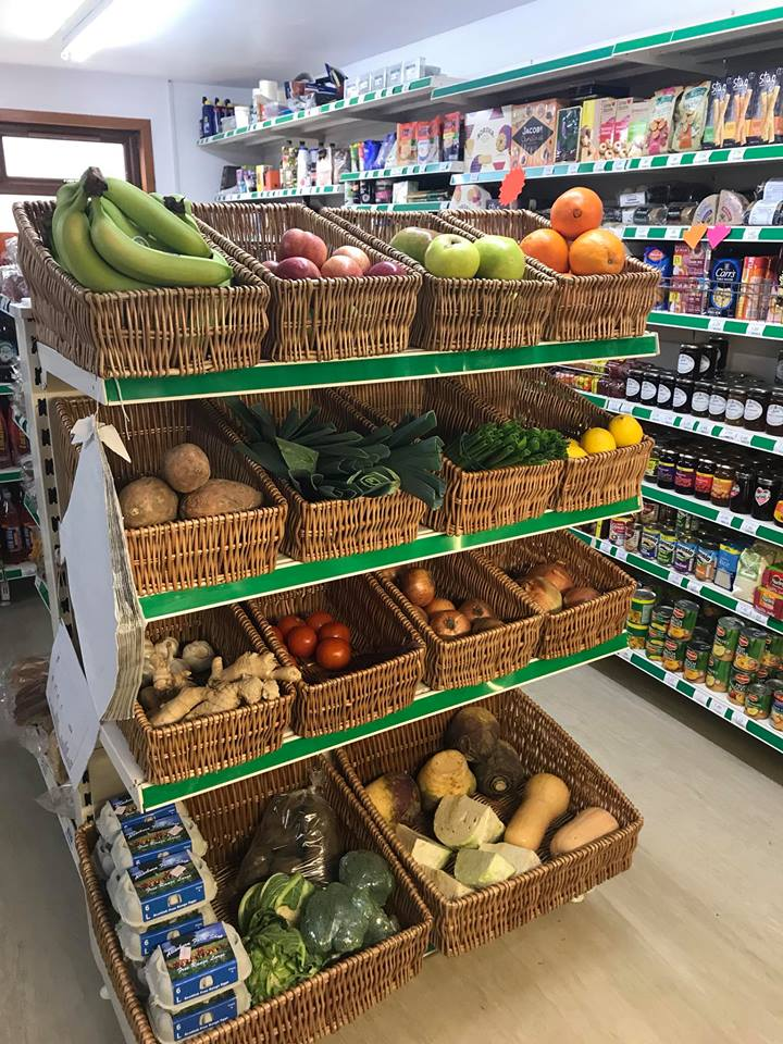 Our Selection of Fresh Fruit & Vegetables